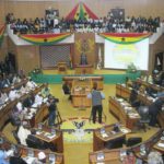 ghana Parliament real