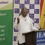Dr. Edward Mahama at IEA
