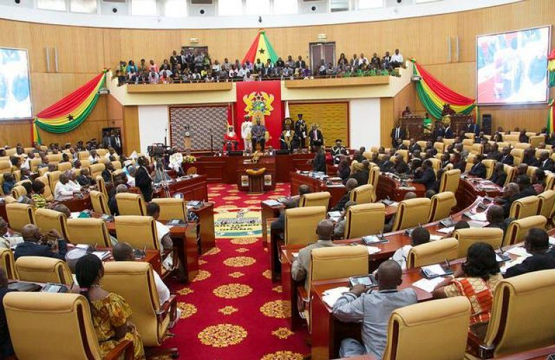 Members of the seventh Parliament of Ghana